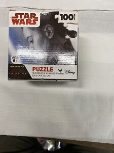 Star Wars Rey Jigsaw Puzzle 100 piece 10.3 x 9.1 ~ Brand New.