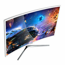 Viotek 32in NB32C Curved Full-HD LED Computer Monitor 60Hz 1080p VGA DVI HDMI