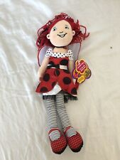 Manhattan Toy Groovy Girls Lana Ladybug from Manhattan Toy New with Tags