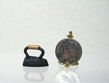 Dollhouse Miniature Cast Metal Vintage Iron