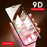 For iPhone 11 Pro XR X/XS MAX  Premium HD Tempered Glass Screen Protector Film