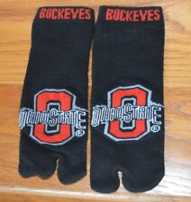 Ohio State Buckeyes Kids Toe Socks