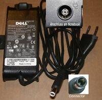 Original Dell Vostro Notebook Ladekabel PA-12 1000 1310 1320 1510 Netzteil 65W