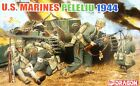 Dragon 6554: 1/35 US Marines Peleliu '44 (4 Figures)