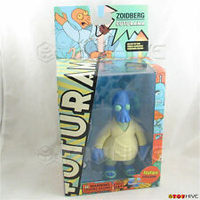 Futurama Dr. Zoidberg Universe 1 blue variant Toyfare exclusive action figure