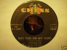 COOKIE & HIS CUPCAKES I´ve been so lonely RARE DJ 45