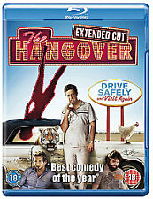 The Hangover (Extended Cut) [Blu-ray] (2009) [Region Free], Good DVD, Mike Tyson