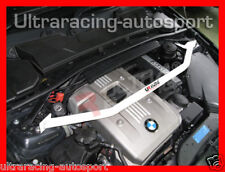 BMW E 90 3 series 325 Ultra Racing Front Strut Stabiliser bar 2 points 2.0 2005