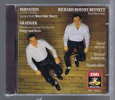 BERNSTEIN CD NEW BENNETT GRAINGER