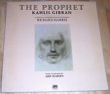 The Prophet: Kahlil Gibran (Record Album - Richard Harris); 1974