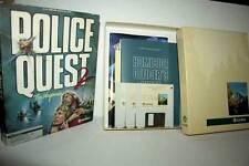 POLICE QUEST 2 THE VENGEANCE GIOCO USATO ATARI ST EDIZIONE AMERICANA FR1 45174