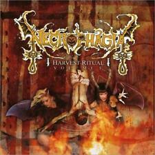 """Necrophagia """"Harvest Ritual Vol 1"""" - CD 2005"""