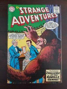 Strange Adventures 117. 1st Atomic Knight Key Silver Age Higher Grade