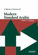 A Reference Grammar of Modern Standard Arabic, Ryding, C. 9780521777711 New,,