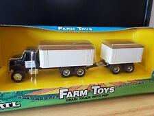 Ertl Farm Toys Grain Truck with Pup Diecast 1:64