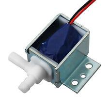 12V Magnetventil Öffner Flüssigkeit Pneumatik Ventil Elektroventil Wasser