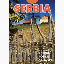Playing Cards with Pictures from Serbia Spil Karata sa Slikama Srbije