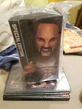 NEW SEALED WWE Slam Crate Stars Seth Rollins Special Edition Figure White Gear