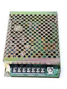 Kepco TDK ECM-022K-CB Switching Power Supply AC Input 120V 0.6A DC Output 5/15V