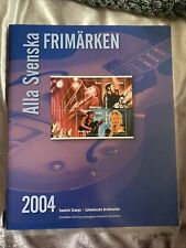 Sweden 2004 Year Pack Complete G/condition