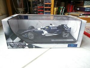 Williams Cosworth FW28 Nico Rosberg #10 1/18 Hotwheels Racing Formula 1 F1