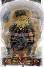 Disney Pirates of the Caribbean Dead Man's Chest Davy Jones Action Figure HTF