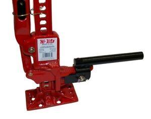 Jack Adapter for Hi-Lift Jack
