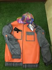 Marty McFly Bomber 2015 Jacket And Hat Back To The Future