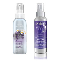AVON PLANET SPA  PILLOW MIST & Spritz Spray WITH  CAMOMILE & LAVENDER 100ML