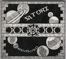Satori - Revolved - CD (TRPLGCD014 2012 Triplag Brand New Sealed)