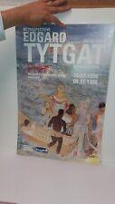 superbe affiche de la rétrospective Edgard Tytgat