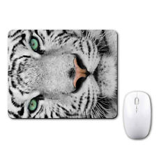 Snow Tiger Animal Lovely Mouse Mat Pad Notebook Computer Laptop Mice