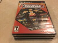Midway Arcade Treasures 1 (Sony PlayStation 2, 2003) PS2 NEW