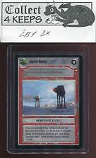 Star Wars CCG Special Edition SE: Imperial Atrocity (SWCCG) Played