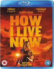 HOW I LIVE NOW - BLU-RAY - REGION B UK
