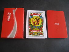 Deck Española Comas. Advertising Coca Cola - Cola. Playing Cards