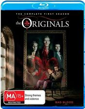 The Originals : Season 1 (Blu-ray, 2014, 4-Disc Set)