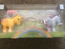 My Little Pony Butterscotch and Blue Belle