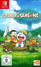 Nintendo Switch Spiel Doraemon Story of Seasons NEUWARE