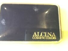 ALCINA-COSMETIC COLORS-BLUSHER-No.13 CALIFORNIA + BRUSH IN MIRROR COMPACT-NEW