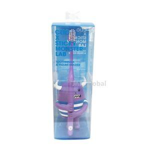 [Sticky Monster Lab] BIGMON CLIO Dental Toothbrush & Figure holder ToothHolder