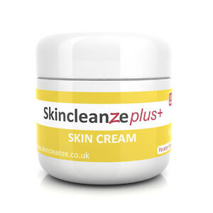 Skincleanze PLUS Max Strength Treatment Cream for Acne Spots Blackheads 1 x 50g