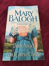 Dark Angel - Lord Carew's Bride by Mary Balogh (2010, Paperback) FREE SHIPPING