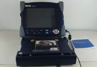 JDSU T-BERD-8000 With MTS-8000 Transport Module V3 Acterna Fiber Optic Tester