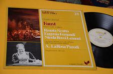 CHARLES GOUNOD FAUST LP CLASSICA LIRICA GATEFOLD COVER