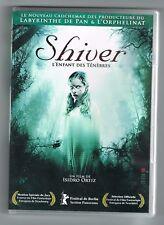 SHIVER - L'ENFANT DES TÉNÈBRES - ISIDRO ORTIZ - DVD - COMME NEUF