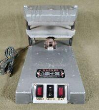 Warner Electric Hot Foil Stamping Embossing Heat Press Machine