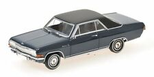 Opel Diplomat V8 Coupe' 1965 Blue 1:43 Model 400048021 MINICHAMPS