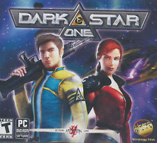 DARK STAR ONE Darkstar 1 Space Sim PC Game NEW! WinXP-7