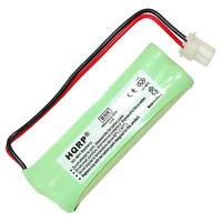 HQRP Batería 400mAh NI-Mh para Vtech BT183482, BT283482, 89-1348-01 Reemplazo